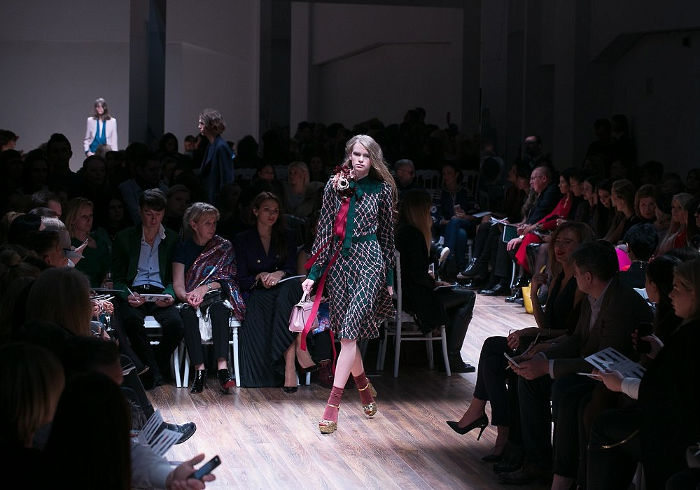28 октября ДЛТ FASHION SHOW FW2016/17